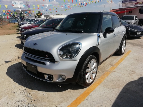 Mini Countryman 1.6 S Hot Chili At 2016