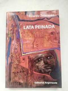 Libro Lata Peinada Ricardo Zelerayan