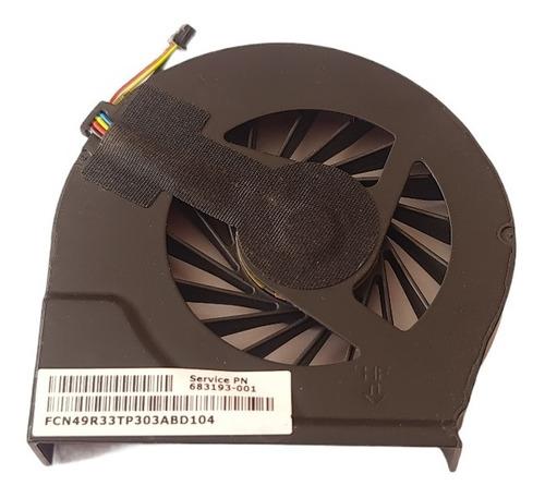Ventilador Hp G4-2000 G6-2000 G7-2000 683193-001