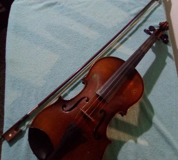 Violín 4/4 Antonius Stradivarius Casa Cremona