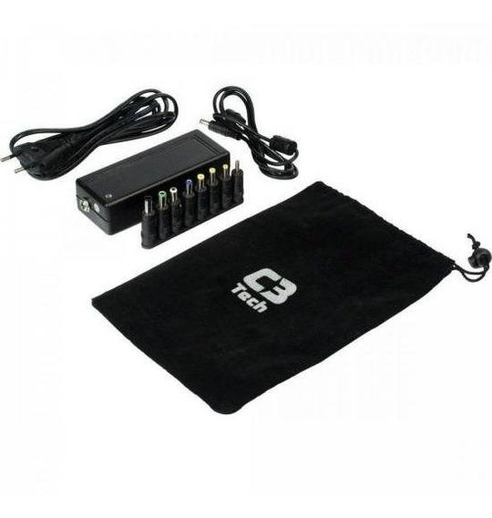 Fonte Para Notebook Bivolt Nb-90 90w C3 Tech