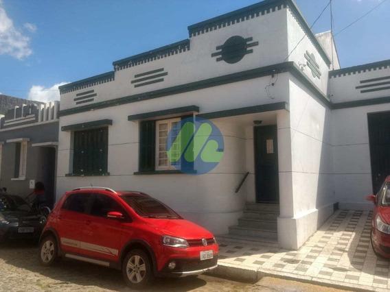 Casa Com 2 Dorms, Centro, Pelotas - R$ 450 Mil, Cod: 99 - V99