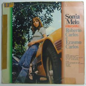 Sonia Melo 1976 Interpreta Roberto Carlos E Erasmo Carlos Lp