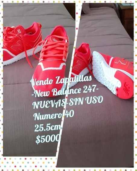 Zapatillas New Balance 247(originales)