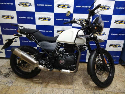 Royal Enfield 410 19/19 Abs Branca