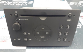 Radio Mp3 Vectra/corsa/meriva/astra