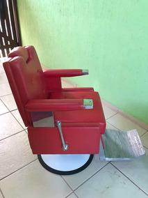 Cadeira Barbeiro Apolo Ferrante