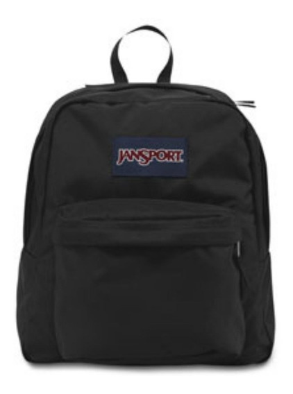 Mochila jansport spring break negra