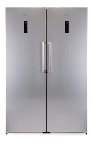 Heladera No Frost Vondom Con Freezer 627 Lts