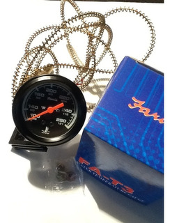 Reloj De Temperatura Mecanico Guaya Flexible Faria Original