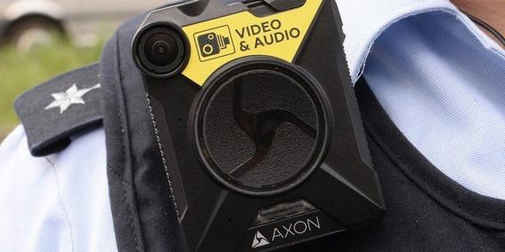 Body Cam - Filmadora De Perspectiva De Segurança Acoplada Ao Corpo Axon Body 2 74016