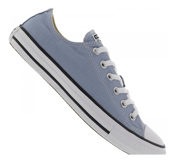 Tenis Ct04200030 Chuck Taylor All Star Azul Aco/preto/branco