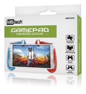 Controle Gamepad Com Gatilho Celular Smartphone Freefire