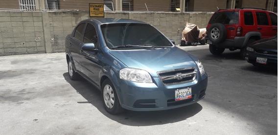 Chevrolet Aveo Automático Con Aire