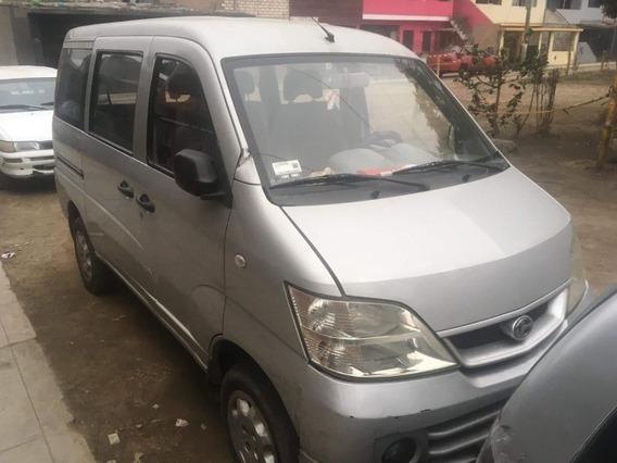 Changan Mini Van Changh 2014 Año 2014