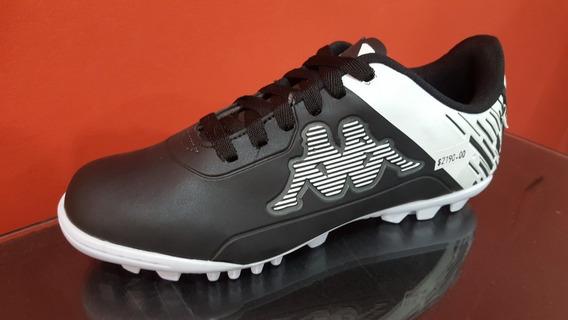 Kappa Futbol 5 Tt Sintetico Fuerza Negro K1303-904 - Yandi