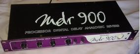 Mdr 900 Delay Analogic E Reverb Meteoro Usado