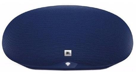 Caixa De Som Jbl Playlist Azul , Bluetooth, Chormecast