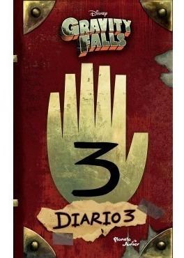 Gravity Falls Diario 3 En Español. Nuevo Envío Gratis