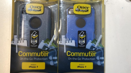 Funda Otterbox Commuter Alta Protección iPhone 8/7 Con Film