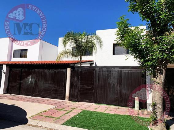 Casa En Renta En Fraccionamiento Valle Real Al Norte De Aguascalientes
