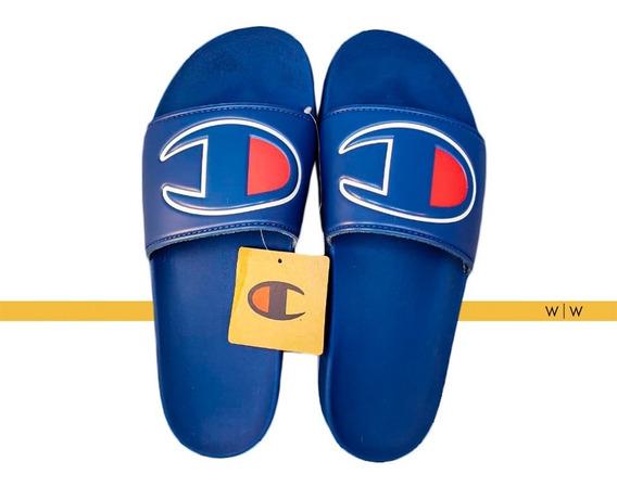Sandalias Champions Azules