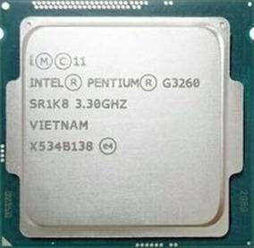 Processador Dual Core G3260 Intel 1150