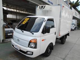 Hyundai Hr 2.5 17/18 C/ Baú Refrigerado