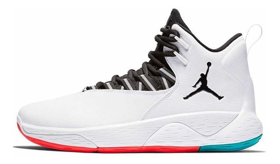 Air Jordan Superfly Mvp Turbo White