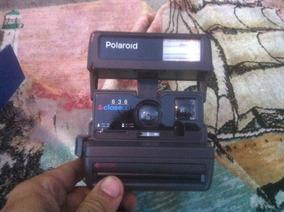 Câmera Polaroid 636 Na Caixa Nova