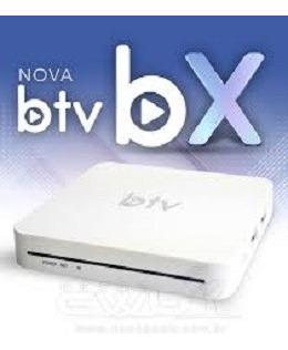 Smart Tv Com Controle Branco Original B-tv 2019 Modelo 10