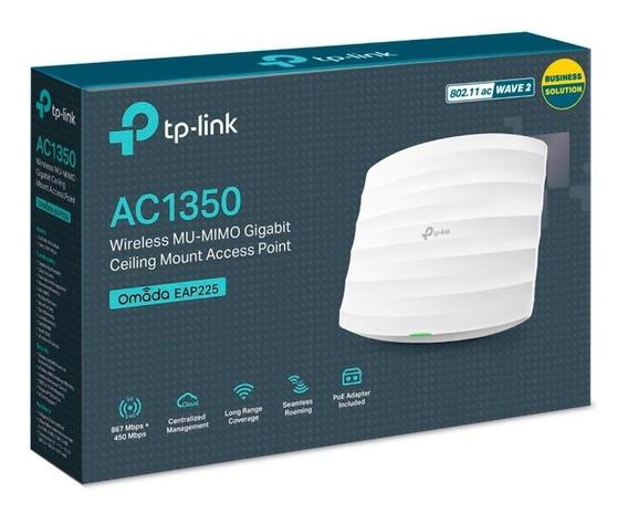 Access Point Eap225 Tp-link Ac1350 V3 - Novo Lacrado