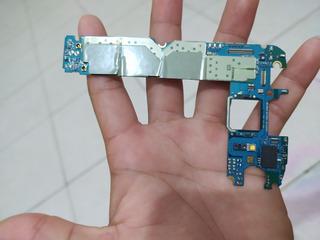 Placa Principal G920f S6 Com Defeito