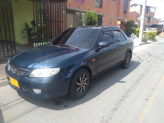 Mazda Allegro Sedan 2002