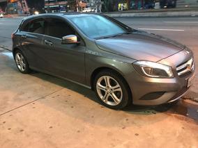 Mercedes-benz A200 1.6 Urban Turbo Gasolina Automático 2014