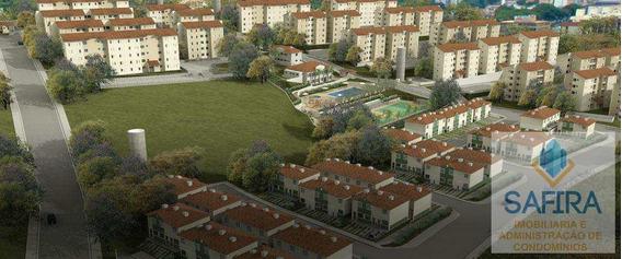 Apartamento Com 2 Dorms, Jardim São Miguel, Ferraz De Vasconcelos - R$ 300 Mil, Cod: 453 - V453