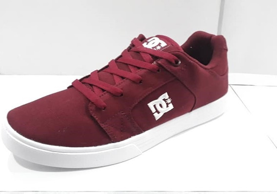 Tenis Dc Method Tx Mx Deep Red