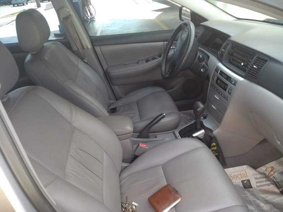 Toyota Corolla 1.8 16v Se-g Flex Aut. 5p 2008