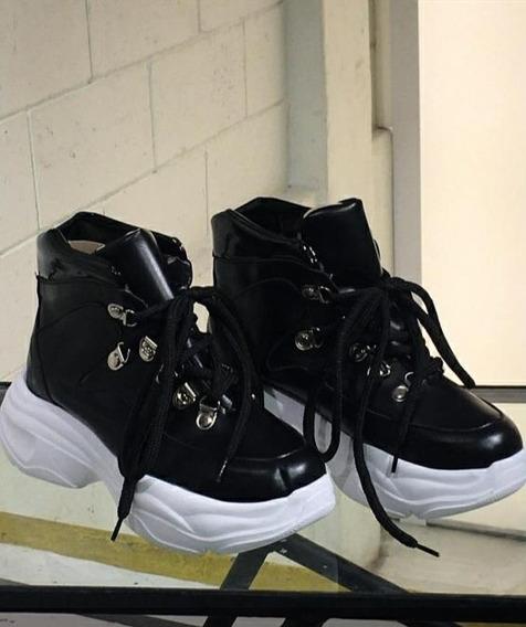 Zapatillas Tipo Borcego Invierno 2020