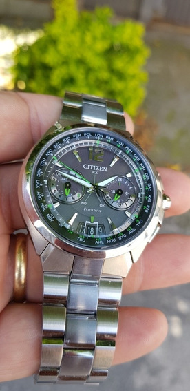 Relógio Citizen Satélite Em Estado De Novo