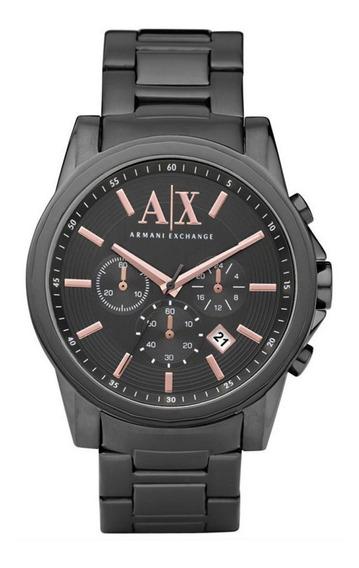 Relógio Masculino Armani Exchange Ax2086 Original