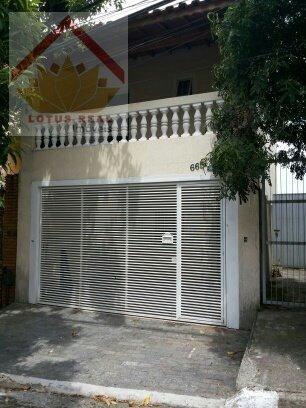 Sobrado A Venda No Bairro Jardim Rosa De Franca Em Guarulhos - 390-1