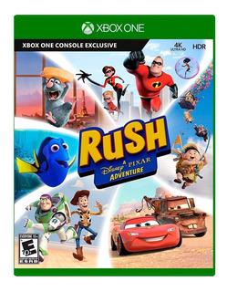 Jogo Rush: Uma Aventura Da Disney Pixar - Xbox One