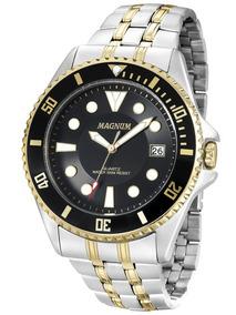 Relógio Masculino Magnum Sports Analógico Ma32872p