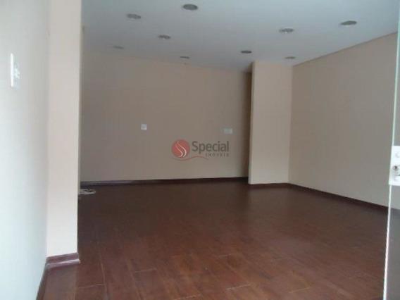 Salão Para Locação, Tatuapé, São Paulo - - Af7145