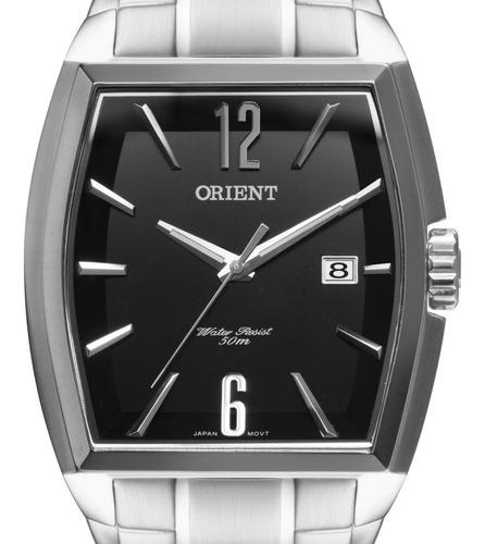 Imagem 1 de 3 de Relógio Orient Masculino Original Mbss1361 P2sx