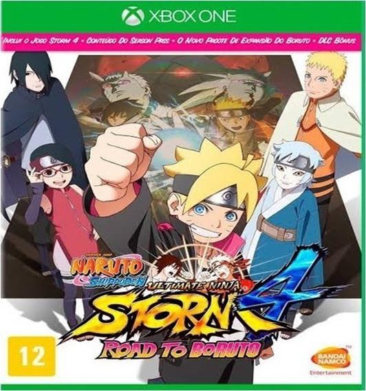 Naruto Shippuden Boruto Xbox One + 1 Jogos Brinde**