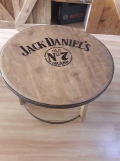 Mesa Ratona Jack Daniels