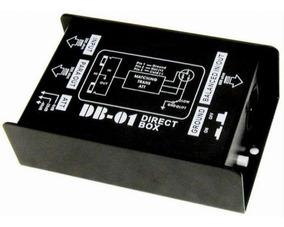 Direct Box Passivo Profissional Db-01 (o Mais Vendido!)