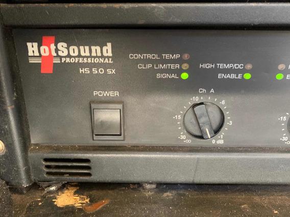 Amplificador De Potência Hotsound 5.0